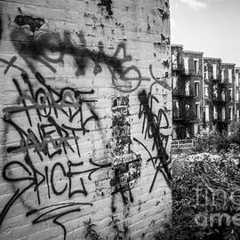 Paul Velgos - Cincinnati Abandoned Buildings Graffiti