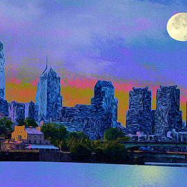 Bill Cannon - City Nights