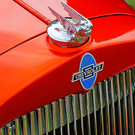 Randy Harris - Classic Chevrolet Hood and Grill