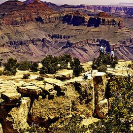 Bob and Nadine Johnston - Climbing The Grand Canyon