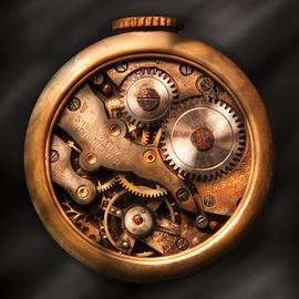 Mike Savad - Clockmaker - Gears