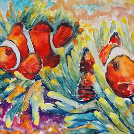 Barbara Pommerenke - Clownfish In Their Paradise