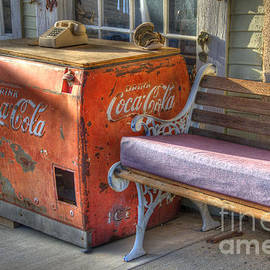 Bob Christopher - Coca cola Cooler Back In Time