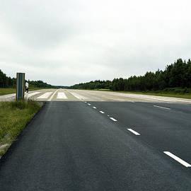 Jan Faul - Cold War Hiway Landing Strip