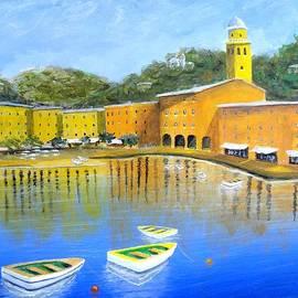Larry Cirigliano - Colorful Reflections Of Portofino