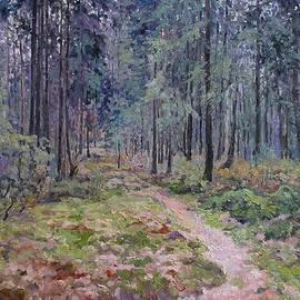 Andrey Soldatenko - Coniferous forest