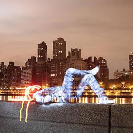 Sergey Churkin - Copperknob have a rest in Manhattan