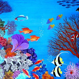 Fram Cama - Coral Garden