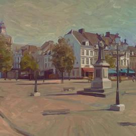 Nop Briex - Corner Bosch Street and Market Maastricht
