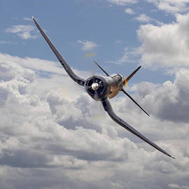 Pat Speirs - Corsair F4U-N