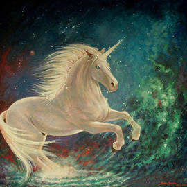 Silvia  Duran - Cosmic Unicorn