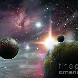 Laurel Nendza - Cosmic Voyage