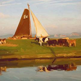 Nop Briex - Cows and Sails