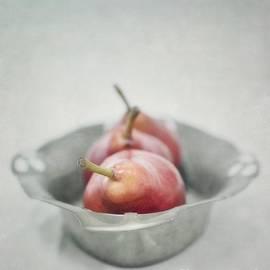 Priska Wettstein - Crimson And Silver