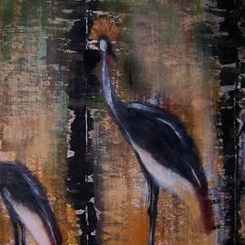 Joseph Ferguson - Crowned cranes