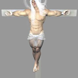 Joaquin Abella - Crucified Albinic