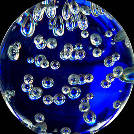 Colette V Hera  Guggenheim  - Crystal  Swim Drops