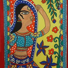Shakhenabat Kasana - Dancing Woman