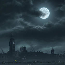 Javier Martinez - Dark London