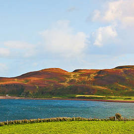 Chris Thaxter - Davaar Island - Campbeltown