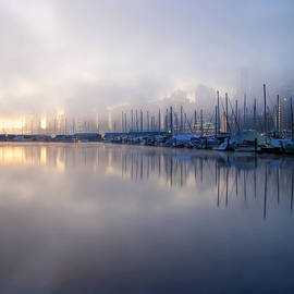 Marlene Ford - Dawn in Vancouver