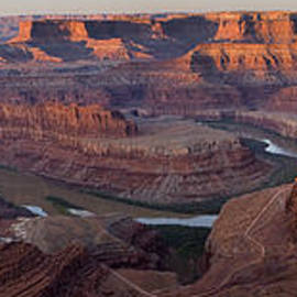Andrew Soundarajan - Dead Horse Point Panorama