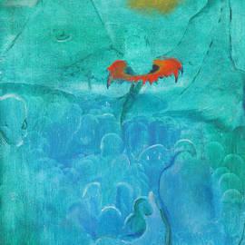 Christophe Ennis - Demon Flower In Oil