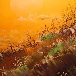Dan  Whittemore - Desert Evening