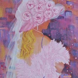 Margaret Bobb - Pink Hat Beauty