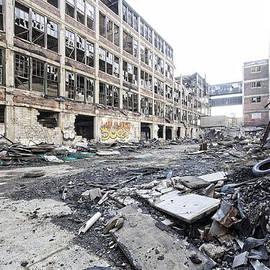 Joe Gee - Detroit Abandoned Buildings