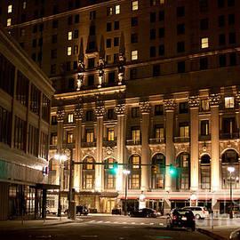 Tina Logan - Detroit Westin Hotel