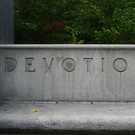 Geoff Strehlow - Devotion in Stone
