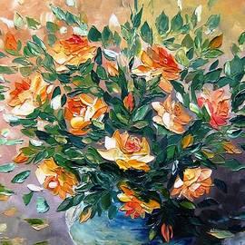 AmaS Art - Diana s Roses