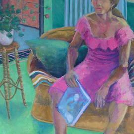 Bonnie Wilber - Diane at home