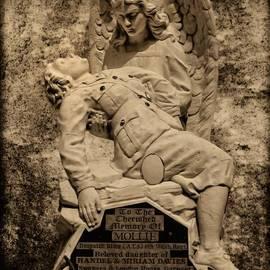 Nigel Fletcher-Jones - Dispatch Rider Memorial