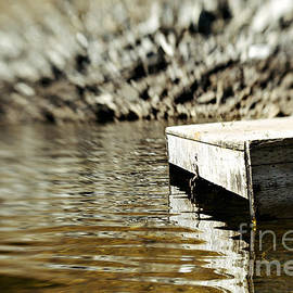 Jayne Logan Intveld - Dockside Shuswap Lake