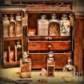 Paul Ward - Doctor - The Medicine Cabinet