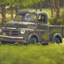 Todd Baxter - Dodge Truck
