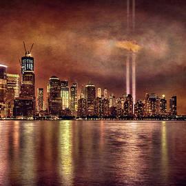 Chris Lord - Downtown Manhattan September Eleventh