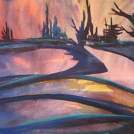 Madelaine Alter - Dreamscape Ode to Aurora Borealis