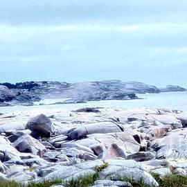 Kathleen Struckle - Dreamy Coastal Scene
