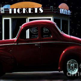 Jerry L Barrett - Drive In Movie