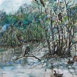Phong Trinh - Duck Pond