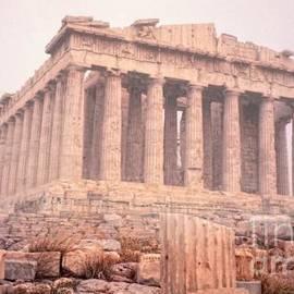 Early Morning Parthenon