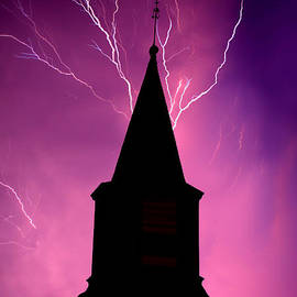 Tim Scullion - Electric Church