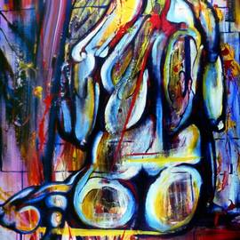 Sheridan Furrer - Elephante Woman