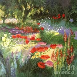 Madeleine Holzberg - Enchanted Garden