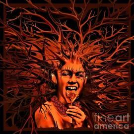 Tisha McGee - Enchanted Tree Sprite