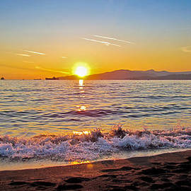Eva Kondzialkiewicz - English Bay - Beach Sunset
