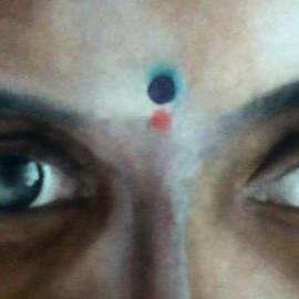 Shilpa V n  - Eyes